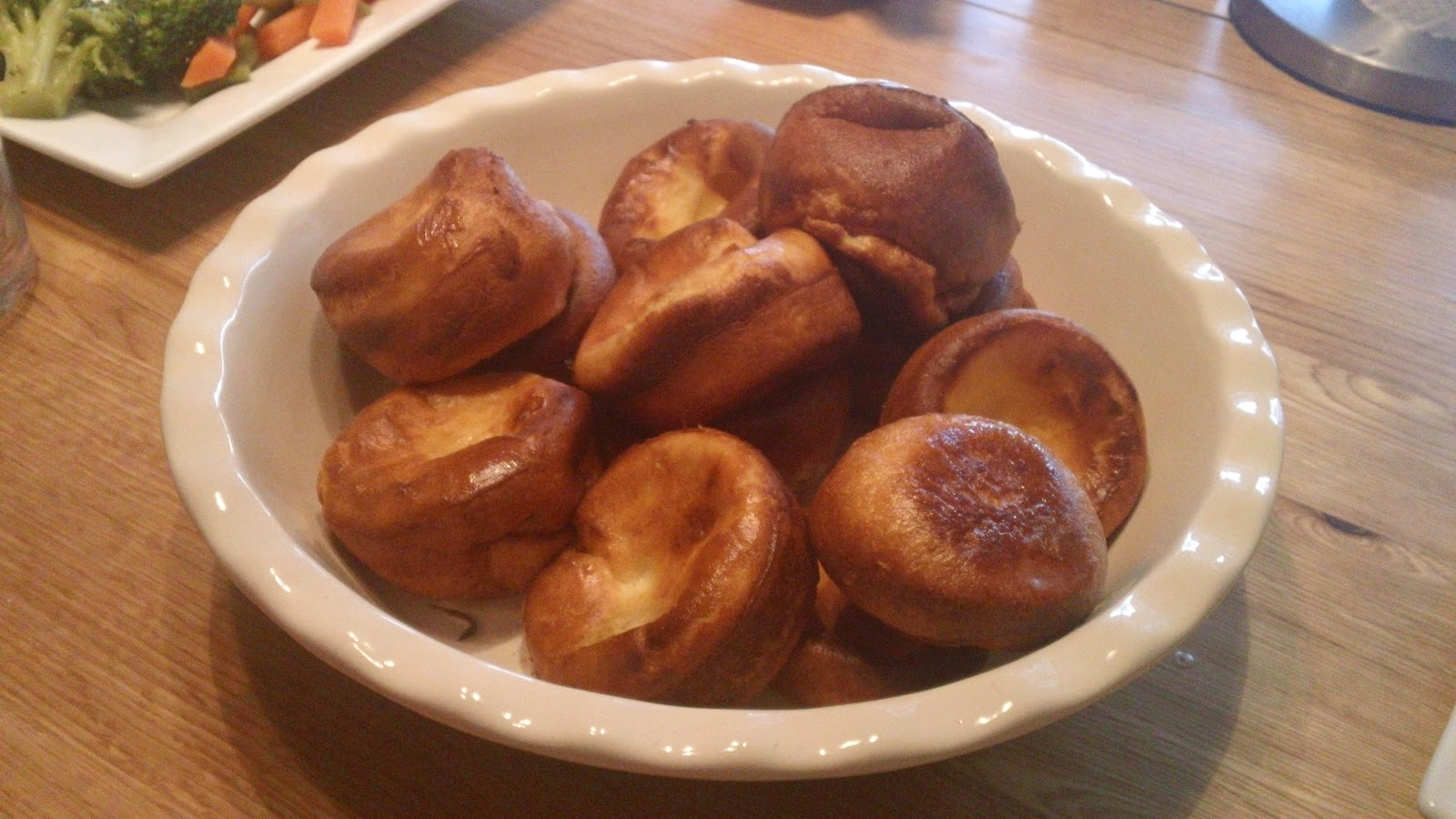 how to make homemade yorkshires