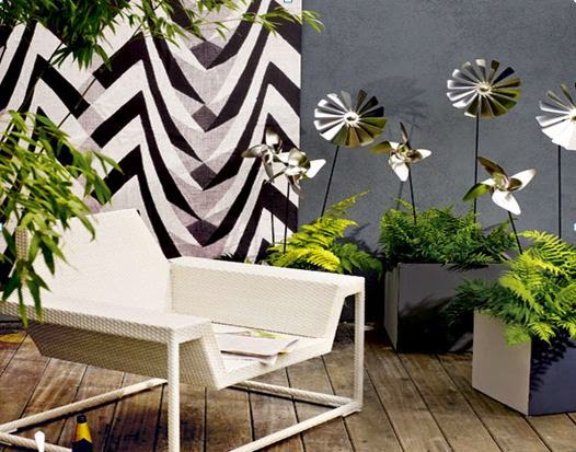 outdoor pinwheel for the garden | Outdoor Furniture in Vietnam