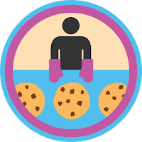 lifescouts: baking cookies