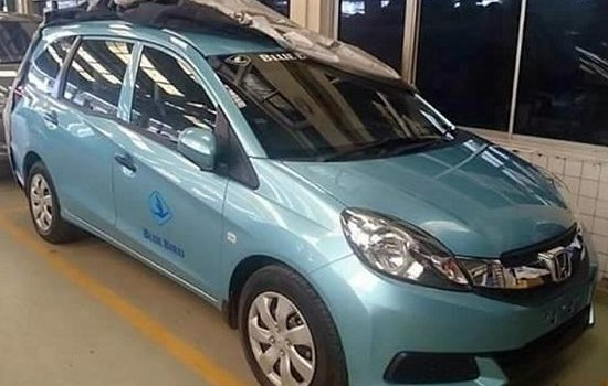 Alasan Blue Bird Memilih Honda Mobilio Sebagai Armada Taksi