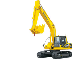 Komatsu Excavators HB205-1