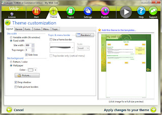 Lauyan TOWeb 4.16.622 e-Commerce Edition Portable