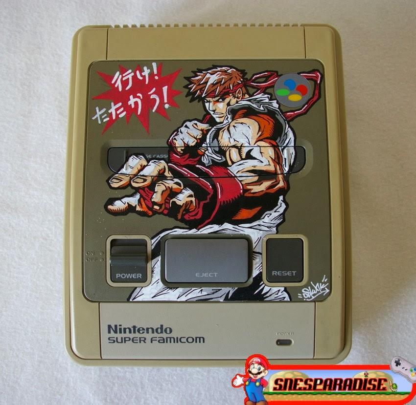 Super Nintendo Personalizado (8)
