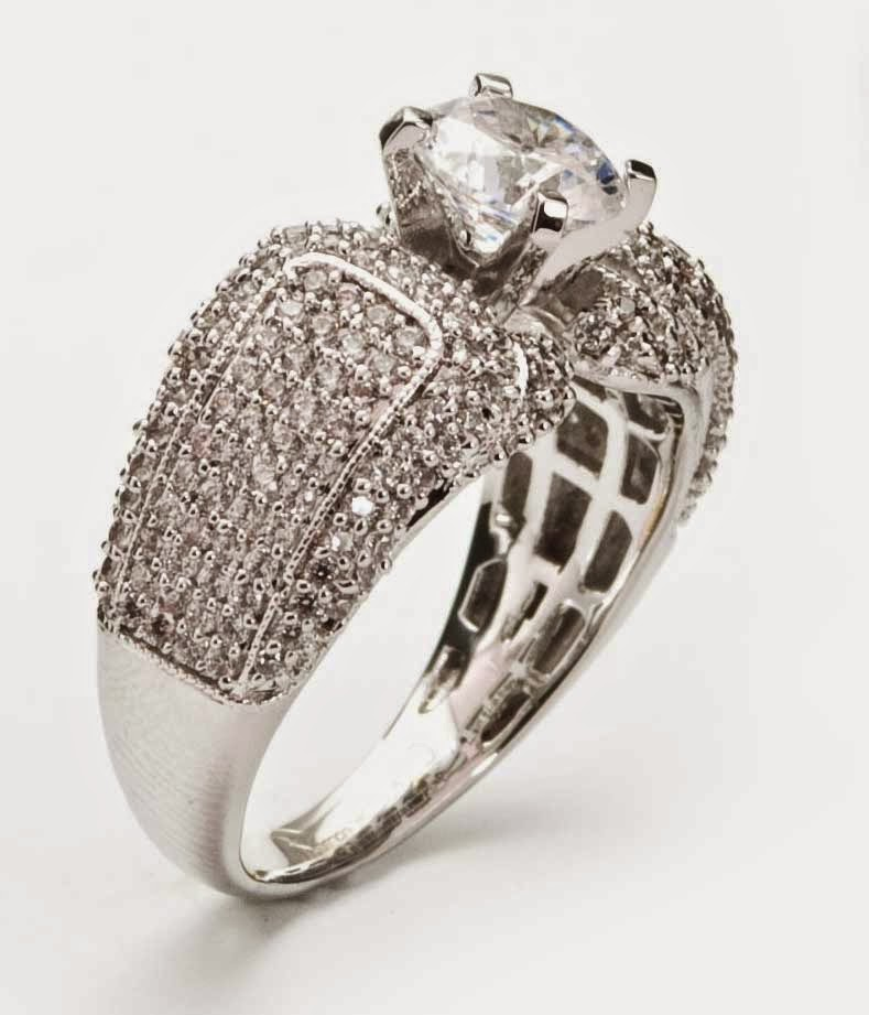 Expensive Vintage Diamond Wedding Rings Images