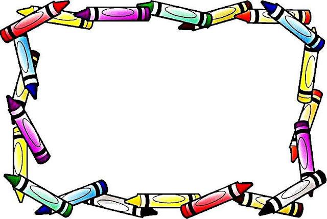 Bordas Coloridas Para Textos Diversos   Parte 2