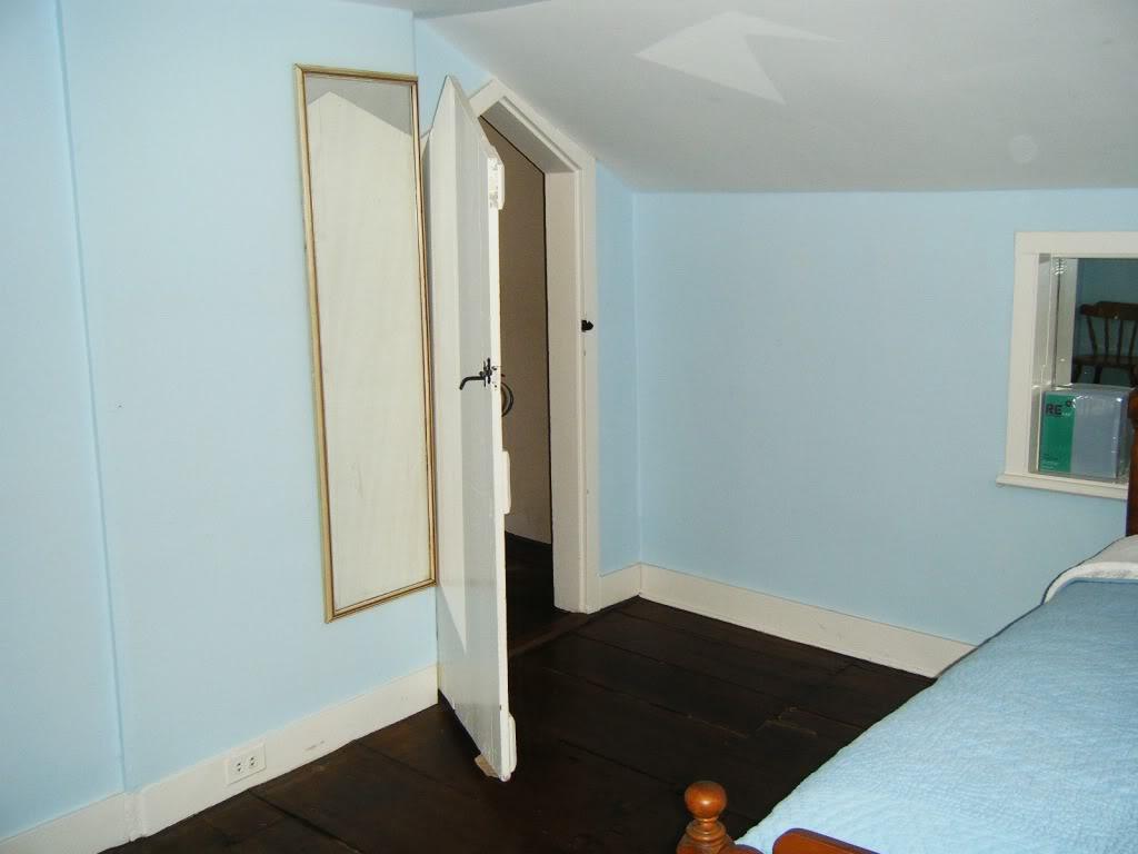 Annemiek 39 s world even wat anders - Slaapkamer onder het dak ...