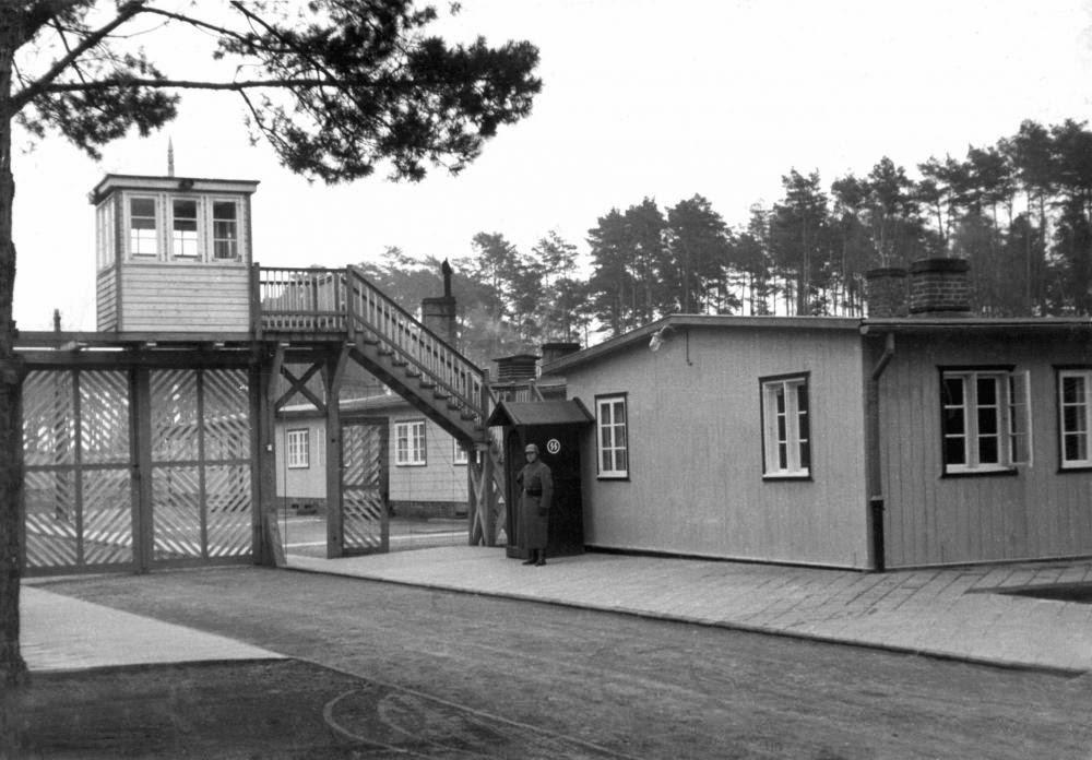 CIESZMY SIĘ Z TEGO CO MAMY - Obóz koncentracyjny