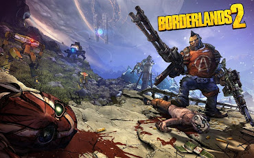 #12 Borderlands Wallpaper