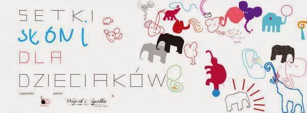Setki słoni dla dzieciaków :)