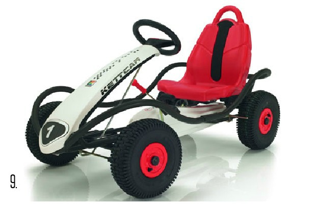 Christmas Gift Idea Retro Go Kart