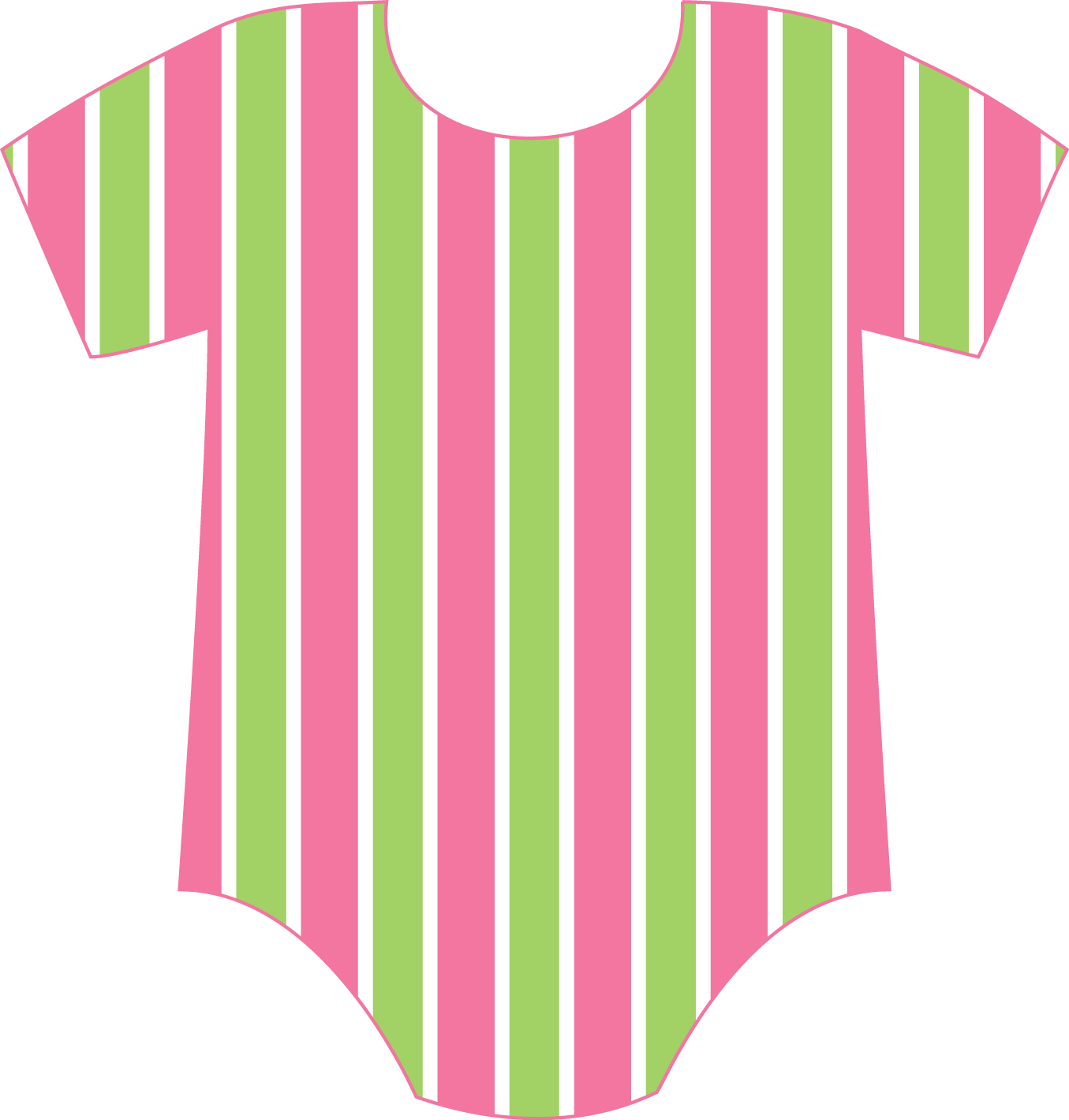 Baby Onesies Clipart. | Oh My Baby!