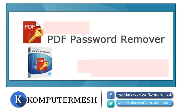 Cara Membuka PDF yang Terkunci Password Tanpa Software