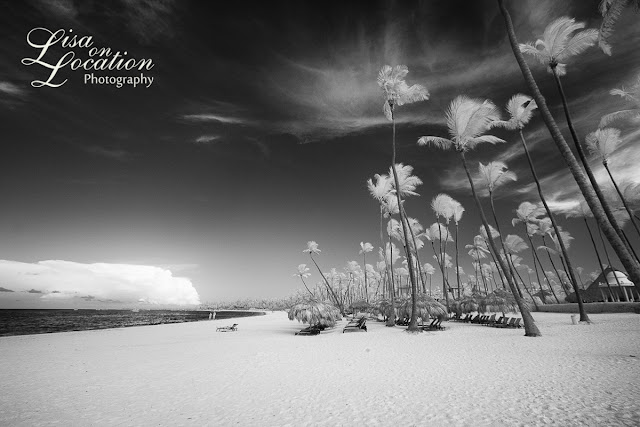 Paradisus Punta Cana Resort infrared