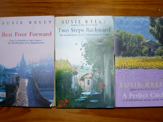 French Village Diaries book review Susie Kelly France Poitou-Charentes Best Foot Forward A Perfect Circle