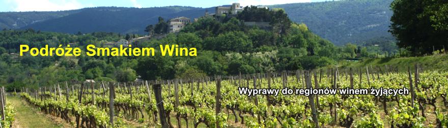 Podróże Smakiem Wina