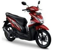 Motor Matik Paling Irit Bahan Bakar Honda Beat