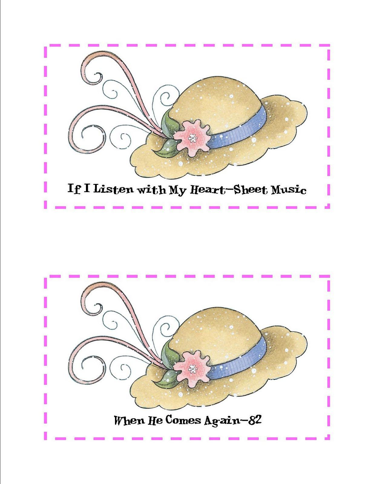 coloring pages easter bonnet song - photo#11