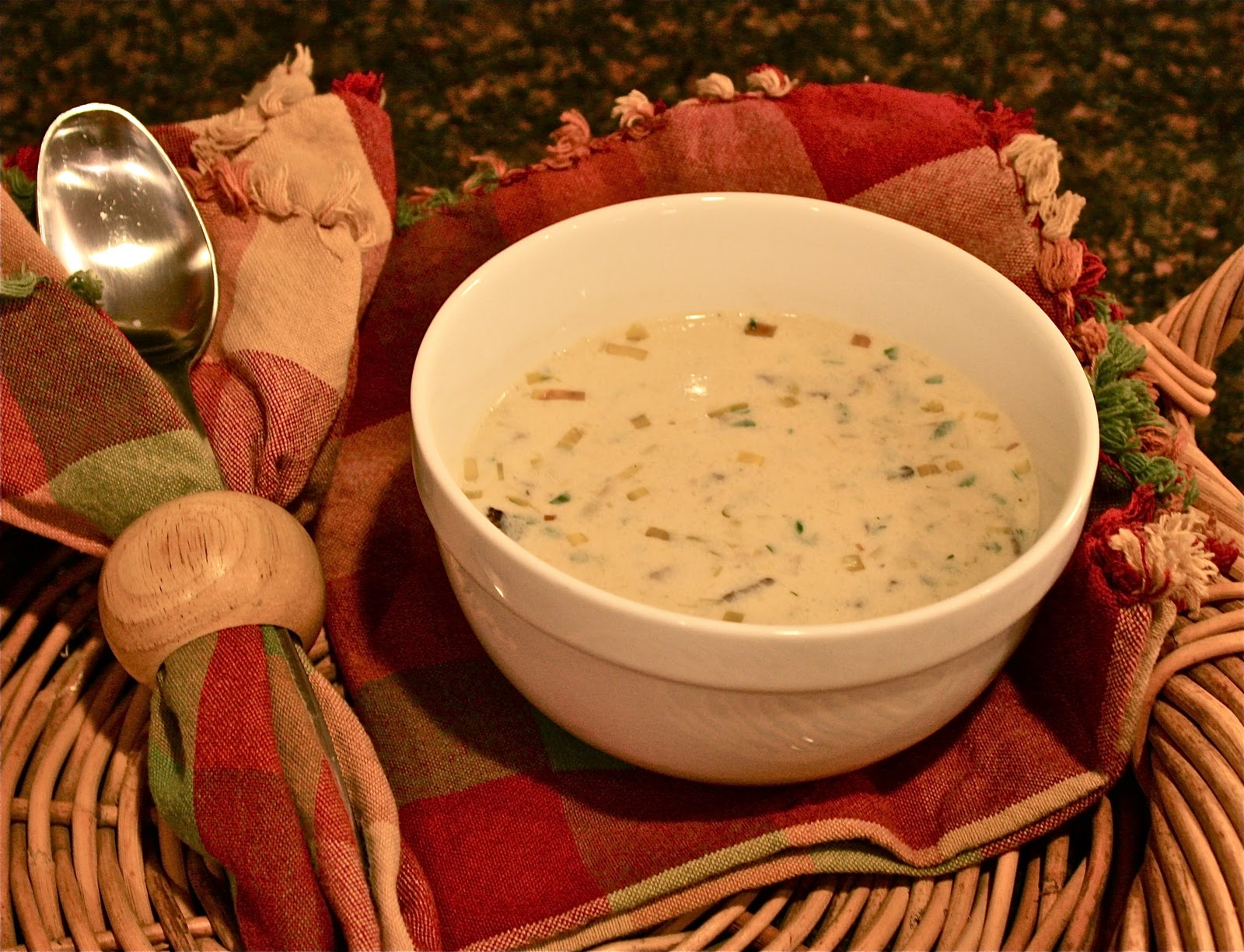 Cora Cooks Home Again Home Again For Creamy Mushroom Soup