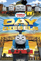 Download Thomas and Friends: Day of the Diesels (2011) BluRay 720p 350MB Ganool