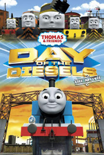 Thomas and Friends: Day of the Diesels (2011)