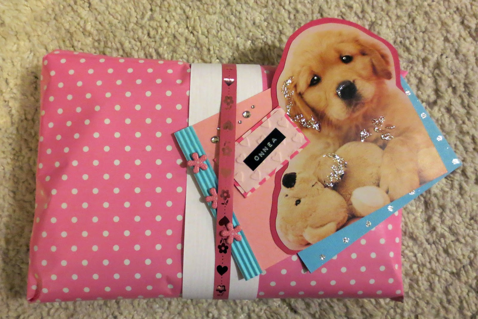 gift wrapping for girl