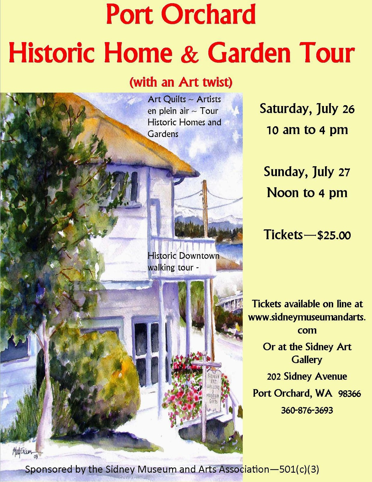 http://www.sidneymuseumandarts.com/news/port-orchard-historic-home-and-garden-tour-with-an-art-twist.html