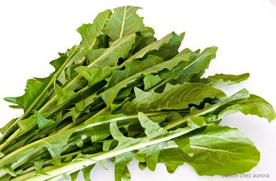 dandelion leaves how to eat