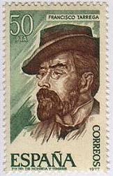 Francisco Tárrega (1852-1909)