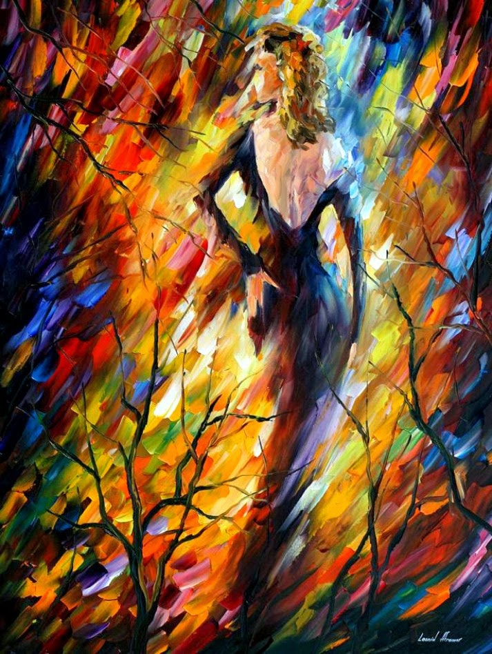 Pintura de Leonid Afremov