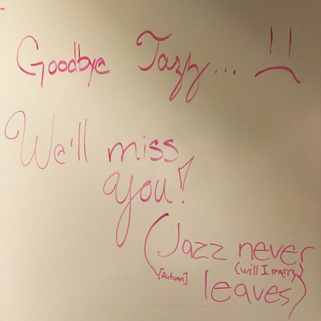 Ravina Steans Music Institute Program for Jazz 2015 Farewell