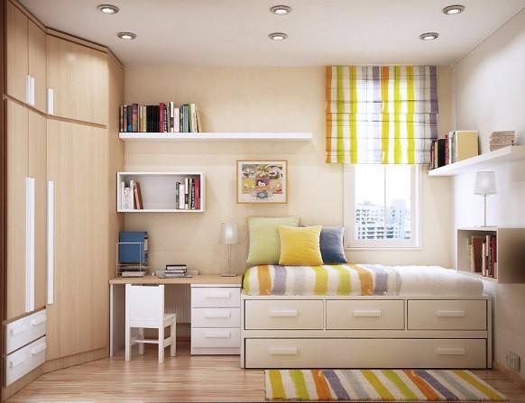 Desain Kamar Anak Perempuan Yang Indah