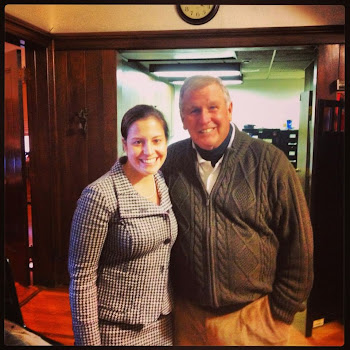 Elise Stefanik With Tommy John at Earlier Event
