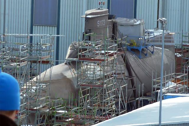 Escuadron de Submarinos - Página 17 Sumbarinos+ARC+Indomable+U206+Armada+Colombia