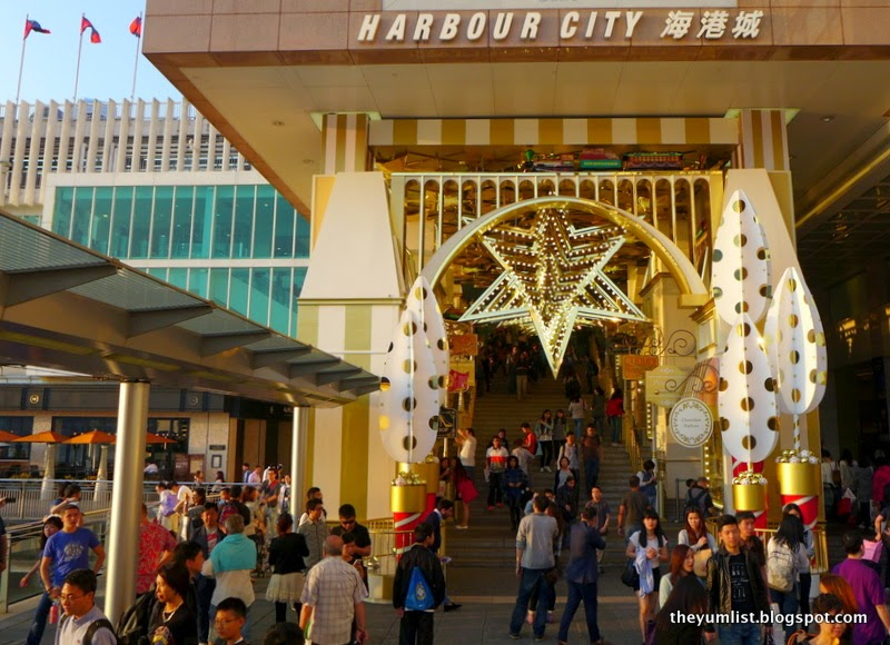 Harbour City - Largest Shopping Mall in Hong Kong!