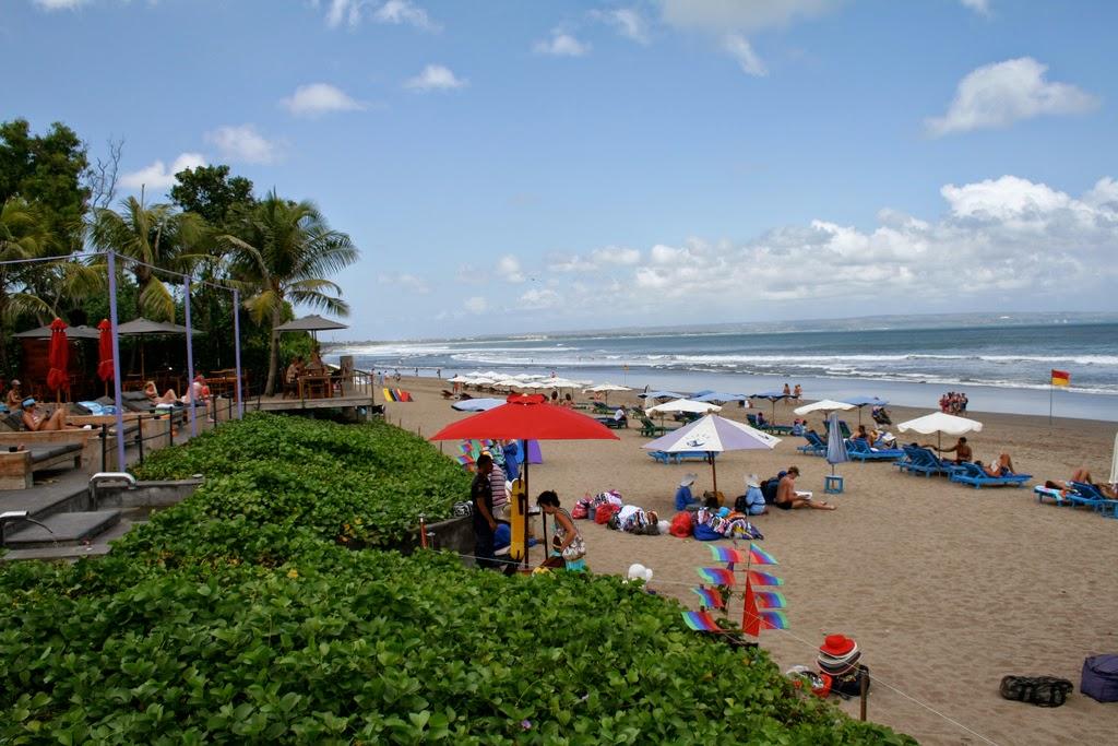 Enjoy Seminyak Beach for Holiday in Bali