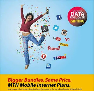 FREE BROWSING WITH N0.00 ON YOUR MTN LINE