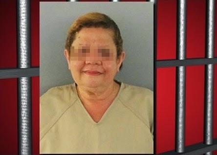 Seorang Nenek Dipenjara Karena Ingin Berhubungan Intim