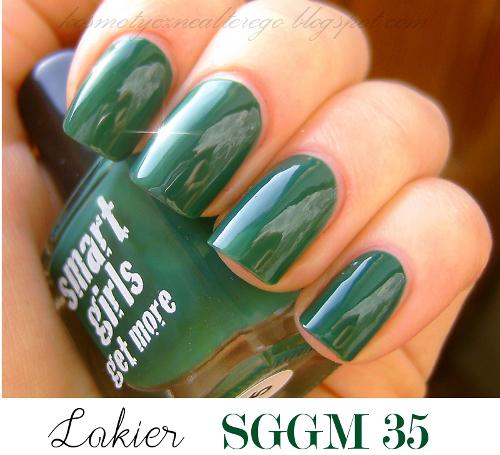 NOTD: Green day