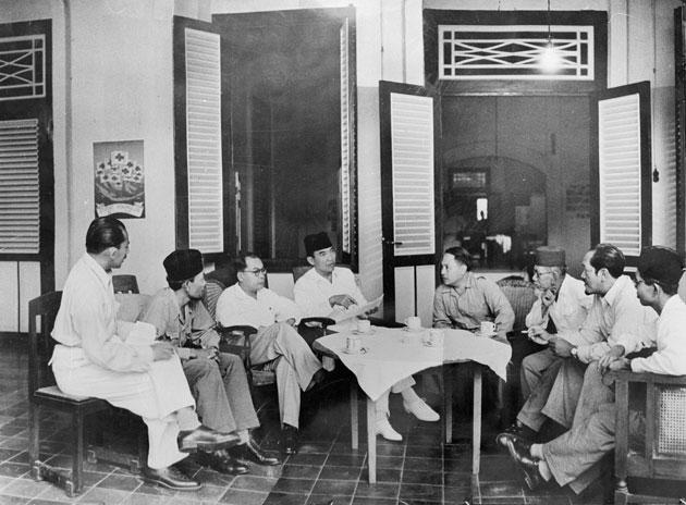 Peristiwa Menjelang Proklamasi Kemerdekaan Republik Indonesia