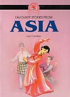 toko buku rahma: buku FAVOURITE STORIES FROM ASIA, pengarang kathleen forben, penerbit rosda