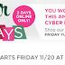 Ulta Cyber Fundays Sale!