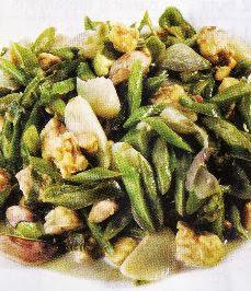 Resep Masakan Tauco Padang