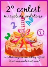 2° contest da Maryclaire!!