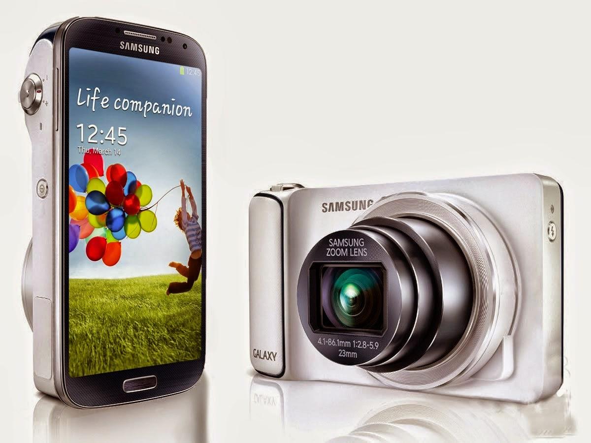 Samsung Galaxy S4 Zoom Sm C101 All Smartphones Grand Prime Quad Core 12 Ghz Processor 8 Mp Camera Android Kitkat Ready