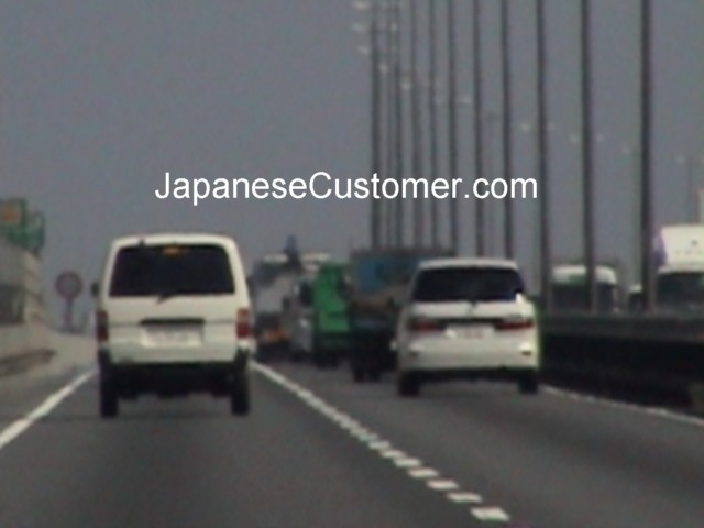 Japanese car brands in Japan Copyright Peter Hanami 2010