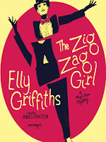 Cover of The Zig Zag Girl by Elly Griffiths