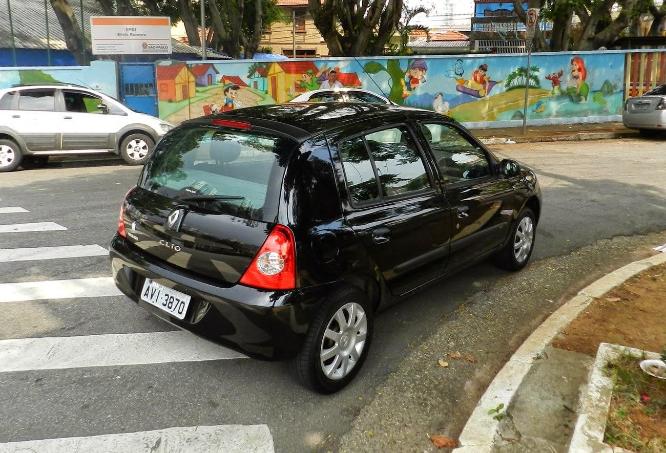 Renault Clio 2012: fotos, preços, informações e curiosidades