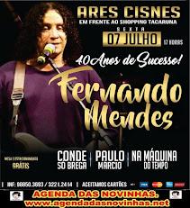 Fernando Mendes no Ares Cisnes.
