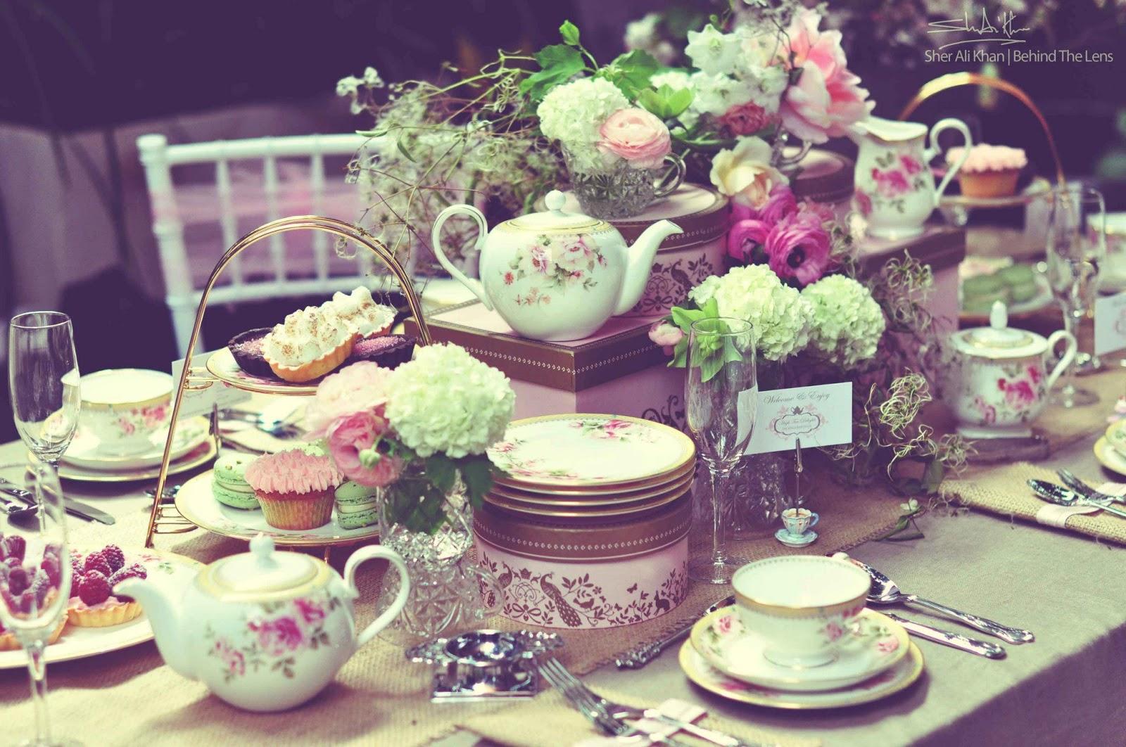 High Tea Anyone?