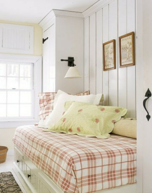 Decorar dormitorios peque os dormitorios con estilo - Diseno de dormitorios pequenos ...
